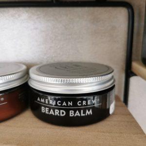 Produit Beard Balm (marron) de chez Revlon- American Crew